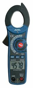 Reed R5020 Ac Current Ac dc Voltage Clamp Meter With Data Hold