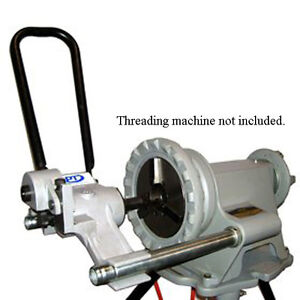 916 Roll Grooving Groover Machine Fit Ridgid 300 And 45007 1 1 4 6