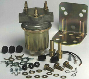 Electric Fuel Pump Pump With 1 4 Npt Inlet And Outlet Similar To Carter P4594