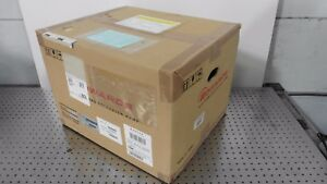 G124440 Edwards Stp ix455 Turbo Molecular Vacuum Pump W Iso100k new in box