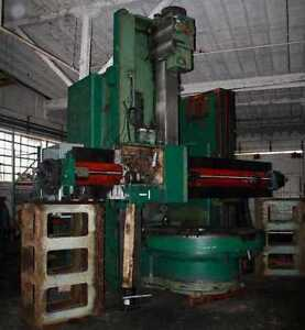 72 Giddings Lewis Cnc Control W Milling Spindle Ram