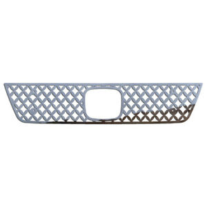 Grille Insert Guard Mesh Punch Polished Stainless Fits 03 06 Honda Element