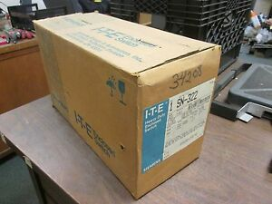 Ite Safety Switch Sn 322 60a 240v 2p New Surplus