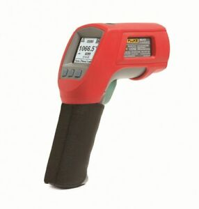 Fluke 568ex Intrinsically Safe Infrared Thermometer 40 To 800 c 40 To 1472 f