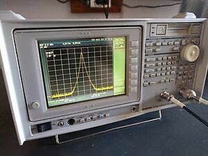 Advantest R3465 Spectrum Analyzer 9khz To 8ghz Opt 09 73 61 guaranteed