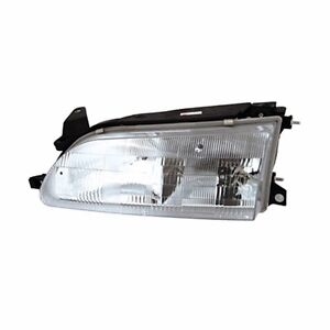 Fits 1993 1997 Toyota Corolla Left Driver Side Headlight Lamp Assembly Lh