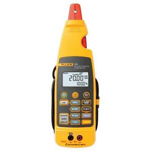 Fluke 772 Milliamp Process Clamp Meter Dual Backlit Display High Accuracy