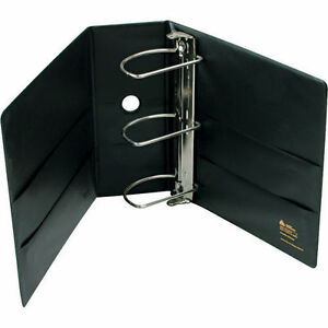 Avery Durable Binder W two Booster Ezd rings 5 Inch Black