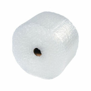 Bubble Wrap Air Cellular Cushioning 5 16 Thick X 12 W X 100 L Sel 91145