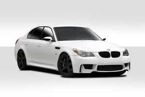 04 10 Bmw 5 Series 4dr E60 E61 Duraflex 1m Look 4 Pc Body Kit 109423