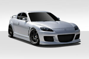 04 08 Mazda Rx 8 Duraflex M 1 Speed 7 Piece Body Kit 109943