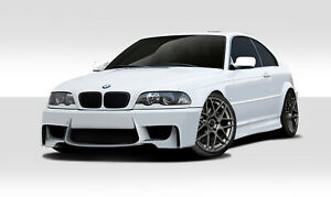 99 05 Bmw 3 Series E46 Duraflex 1m Look 4 Piece Body Kit 109430