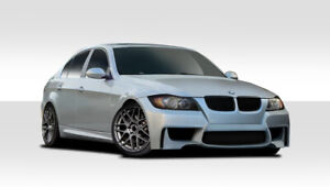 06 08 Bmw 3 Series E90 Duraflex 1m Look 4 Piece Body Kit 109041