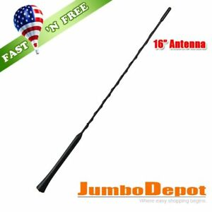 Us 16 Roof Mast Whip Radio Aerial Fuba Antenna Fit For 2003 2008 Toyota Corolla