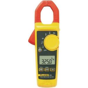 Fluke 325 40 400a Ac dc 600v Ac dc Trms Clamp Meter W Frequency