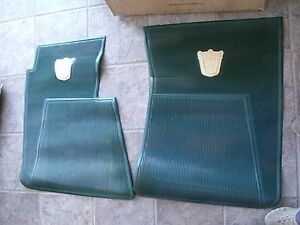 1964 1962 1961 1960 Nos Ford Galaxie Front Floor Mats