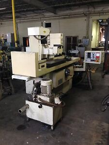 Surface And Profile Grinding M c By Elb schliff Model Optimal 9 Nc k 36 X 14