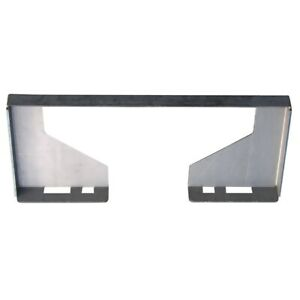 Titan Attachments 3 8 Thick Heavy Duty Quick Tach Skid Steer Style Mount Plate