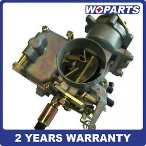 New Carburetor Fit For Vw Volkswagen Beetle Ghia Transporter 30pict Carb