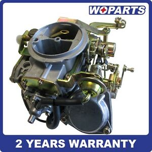 Carburetor Fit For Toyota 5r Coaster Dyna Crown Toyoace Stout 1 1 4 8l Automatic