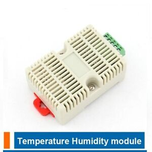 Temperature Humidity Sensor Acquisition Module Serial Rs232 Ttl Interface