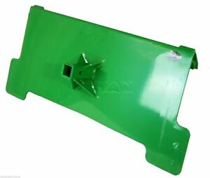 Hd Receiver Trailer Hitch Fits John Deere 200 300 400 500 Tractor Loaders Towing