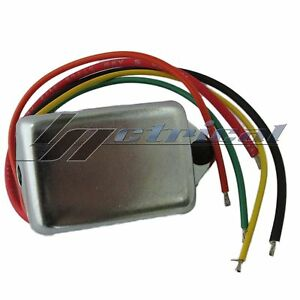 Alternator Voltage Regulator Convert 12v External Reg To One 1 Wire Adjustable