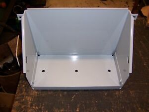 Oliver mm white1850 Battery Box tray New Replacement