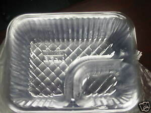 Nacho Trays Two Compartment 500 Large 6 X 8