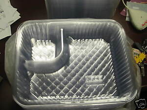 Nacho Trays Two Compartment 500 Small 5 x6