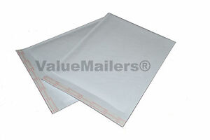 250 0 6 5x10 Kraft white Bubble Mailers Cd Dvd Vm Terminator