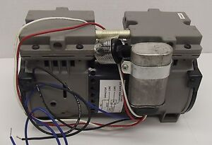 Thomas Industries Vacuum Pump 2627vss22 023a Tested Working