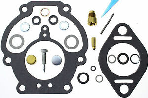 Carburetor Kit For J i Case Tractor 870 930 970 Engine A377