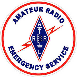 Amateur Radio Emergency Service Ares Decal Sticker