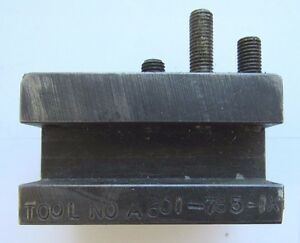 Lathe Cut Off Tool Part Off Parting No A601 785 1x