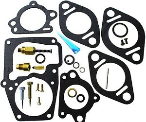 Carburetor Kit For Grimmer Schmidt With Ford Industrial Engine 302 13626