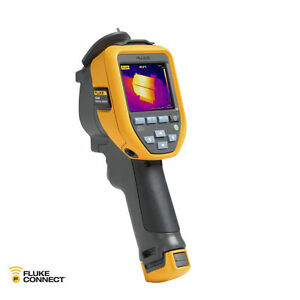 Fluke Tis40 9hz Industrial Commercial Thermal Imaging Camera With Fixed Focus