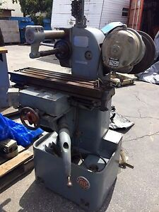 Nichols 8 x30 Horizontal Mill Clean In Good Working Condition Ref oc864