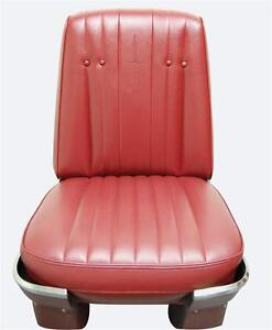 Galaxie 500xl Seat Upholstery For Luxury Front Buckets 1967
