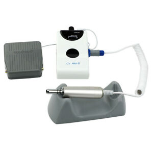 Portable Dental Micro Motor Polisher Lab Brushless Electric Motor 35000 Rpm