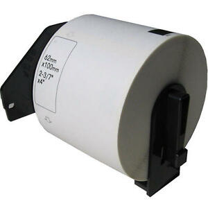 Non oem Dk 1202 Brother compatible Shipping Labels bpa Free 2 3 7 X 4