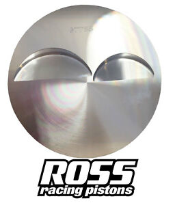 Rss 97755 Ross Racing Pistons c 400 1 433 C h 4 125 3 750 5 700 flat t
