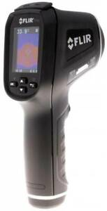 Flir Tg167 Spot Thermal Camera With Extended Range 24 1 Spot Size Ratio