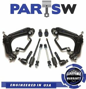 10 Pc Suspension Kit For Ford Explorer Mercury Mountaineer 2002 2003 2004 2005