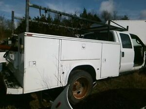 Truck Cab Ford F350 Sd Pickup 05 06 07