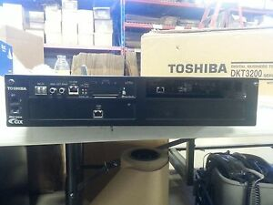 Toshiba Strata Cix 200 Ip Phone System Refurbished