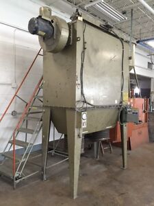 Dust Collector Clemco Industries Corp Rph 4l 20531