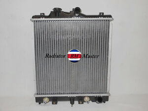 1290 Radiator Fits For 1992 2000 Honda Civic L4 1 5 1 6 93 94 95 96 97 98 99