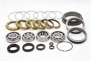 Synchrotech Transmission Carbon Master Rebuild Kit For Honda Civic Si 2006 2010