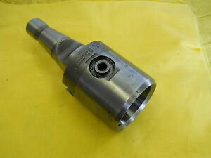 Nmtb 40 Taper Boring Head Arbor Flash Change Tool Holder Devlieg Cs 840 4